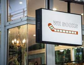 #82 untuk Brand name and logo for socks shop oleh kristinaexpert