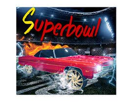 #87 for create me a t-shirt design with this car in a foot ball stadium by mehdycr