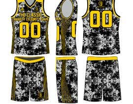 #9 для Design a basketball team uniform от SparkMe