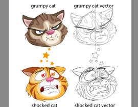 JohanGart22 tarafından We Need Two 2D Cat Characters For A New Streaming Series için no 38