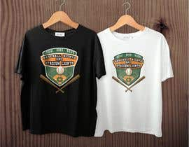 #15 untuk baseball tshirt design contest oleh CorneliaTeo