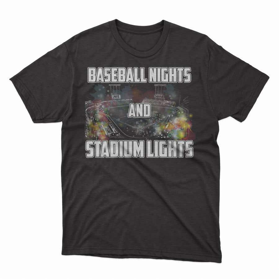 Penyertaan Peraduan #                                        27                                      untuk                                         baseball tshirt design contest
