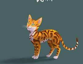 #49 для Digital Artist for Multi-Book Deal - must be able to draw realistic, elegant cats (& other animals) от irefirus80