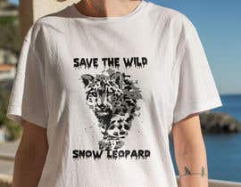 #56 for Graphic Design for Endangered Species - Snow Leopard by mdyounus19