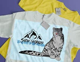 AmirM01 tarafından Graphic Design for Endangered Species - Snow Leopard için no 60