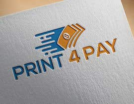 #101 untuk I need a logo my for my website www.print4pay.ca this is a print on demand business for wide format printing. oleh hawatttt