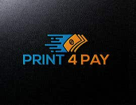 #104 untuk I need a logo my for my website www.print4pay.ca this is a print on demand business for wide format printing. oleh hawatttt