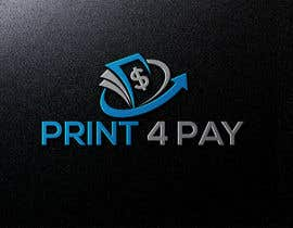 #109 untuk I need a logo my for my website www.print4pay.ca this is a print on demand business for wide format printing. oleh hawatttt