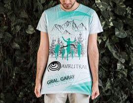 #3 для Diseño de remera para evento deportivo от Andres25Reyes