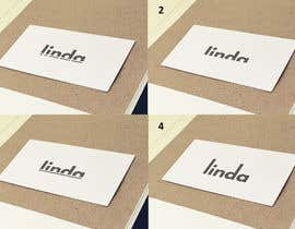 #8 for Creación de marca gráfica (LINDA) by brunomanassero