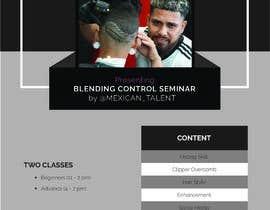 #14 untuk Barbershop Seminar oleh Farihazahin35