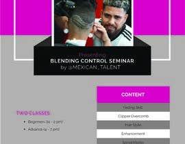 #15 untuk Barbershop Seminar oleh Farihazahin35
