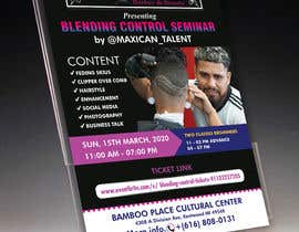 #26 untuk Barbershop Seminar oleh MDSUHAILK