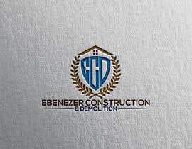 #90 untuk Need a logo for a construction and demolition company oleh hmrahmat202021