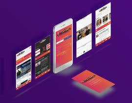 #13 untuk Design an app mockup oleh Memosword
