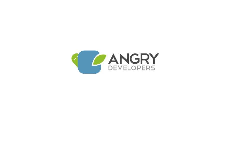 Inscrição nº                                         4                                      do Concurso para                                         Logo Design for Angry Developers