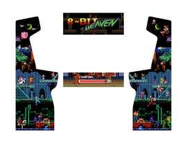 #9 cho Custom full-sized arcade cabinet side/front art and backlit marquee bởi SabreToothVision