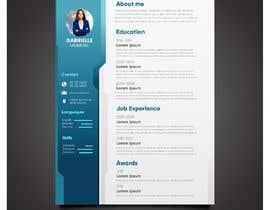 #239 untuk Professional resume design oleh Designercob46