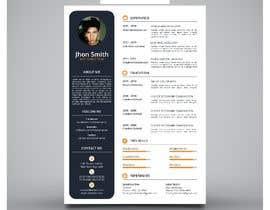 #231 untuk Professional resume design oleh Designercob46