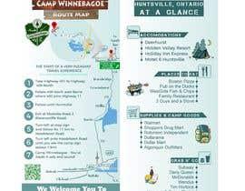 #10 dla Camp Route Map przez Borislav016