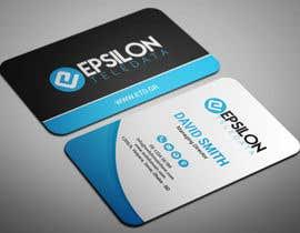 #86 dla Business Card Design przez smartghart