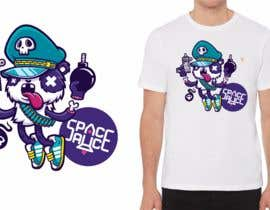 #44 dla Need New Design for Space Sauce t shirt Collection przez ThinkArt007