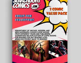 #89 dla Comic Book Package Cover Design przez gourangoray523