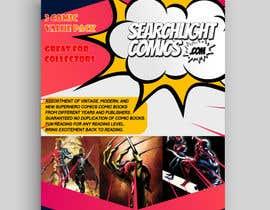 #90 dla Comic Book Package Cover Design przez gourangoray523