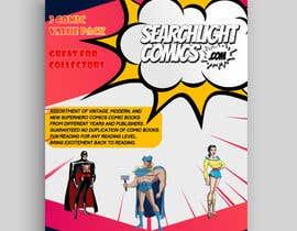 #92 dla Comic Book Package Cover Design przez gourangoray523