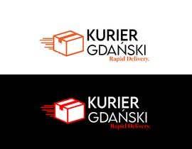 #21 dla Logo for local delivery company - kuriergdanski przez DkFitt
