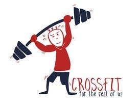#38 dla Fun logo needed for new CrossFit blog przez jaspersr