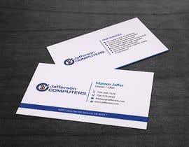 #63 dla Redesign a business card przez twinklle2