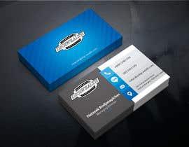 #60 dla Redesign a business card przez abirhudson