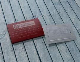 #58 dla Redesign a business card przez shebazanwer
