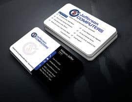 #64 dla Redesign a business card przez ashikhosen134