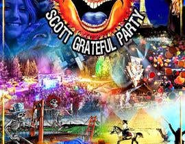 #80 for Scott Parsons Grateful Party by rabiulsheikh470