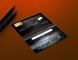 #18 dla Business Card designed to look like a credit card przez sujitguho42