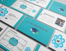 #11 dla Design a PPT slides template przez minimalwork