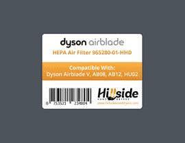 #31 dla Design us product labels with logo text and barcodes. przez samratrajgd