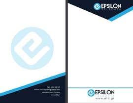 #25 dla Folder design  A4 size przez ramizasultana610