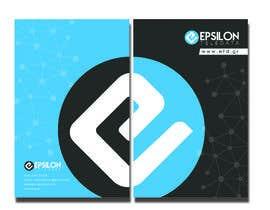 #28 dla Folder design  A4 size przez ramizasultana610