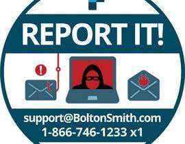 #65 dla Anti-Spam Sticker przez mk541