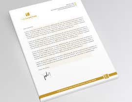 #25 dla Need Letterhead for my Law Firm przez wefreebird