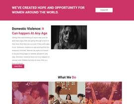 #22 dla RS50 Women Empowerment Website przez FrankHeaven