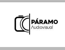 #24 dla logotipo Páramo Audiovisual przez CristinaMT777