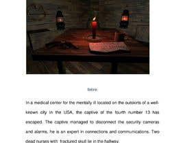 #19 dla Write us a scary short story!!! przez antoniarovayo01