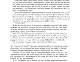 #36 dla Write us a scary short story!!! przez rabbiinni