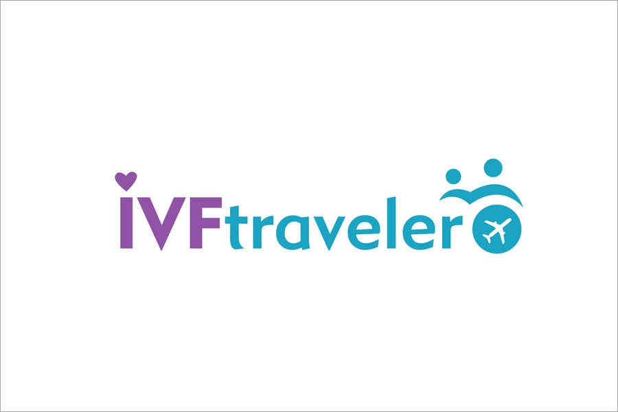 Contest Entry #                                        7                                      for                                         Logo Design for IVF Traveler