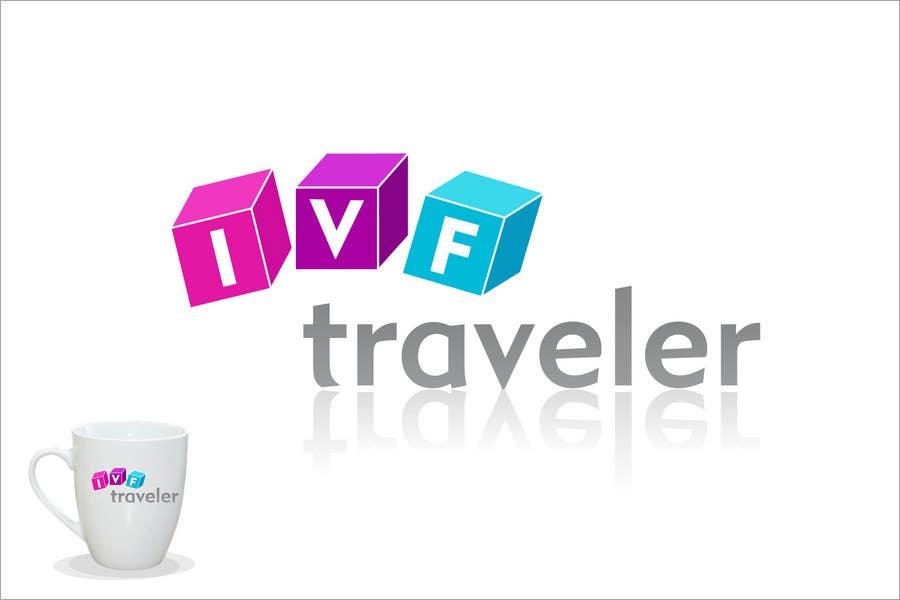 Contest Entry #                                        57                                      for                                         Logo Design for IVF Traveler