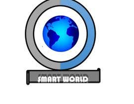 #10 para I want a new logo for my company. My company name is Smart World Wireless.  New ideas and concepts that stand out.  I have a few images that i want ideas considered and incorporated.  Example like the picture of the world made of app icons of course a lit de sufyan5081025